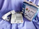 Telefon fix cu carcasă proprie
