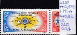 1985 Ziua marcii postale LP1144 MNH