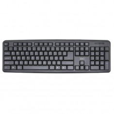 Tastatura USB Well KU001 Black