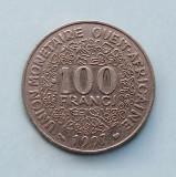 AFRICA DE VEST - 100 Francs 1997
