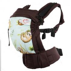 Marsupiu ergonomic SSC Happy Hug, Baby(+1luni) - Lenesi Maro
