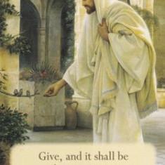 Cuvinte iubitoare de la Isus(Biblie)-Superbe Carti Oracol ed lux(AURII)-SIGILAT