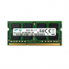 Memorie 4GB DDR3 1600MHz Samsung SODIMM 2RX8 PC3