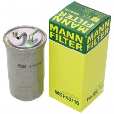 Filtru Combustibil Mann Filter WK853/16