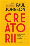 Creatorii, Paul Johnson