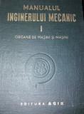 MANUALUL INGINERULUI MECANIC- VOL I  TD