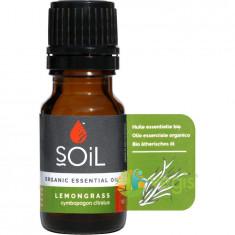 Ulei Esential de Lemongrass Ecologic/Bio 10ml
