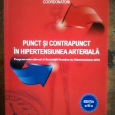Punct si contrapunct in hipertensiunea arteriala - Maria Dorobantu, Paul Gusbeth Tatomir