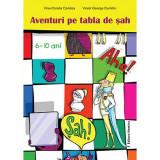 Aventuri pe tabla de sah | Viorel George Dumitru, Irina-Coralia Candea, Nomina