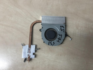Sistem racire laptop cooler + radiator E5-575G 571 531 521 551G 573 411 511