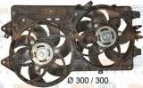 Ventilator, radiator FIAT PUNTO Van (199) (2008 - 2016) HELLA 8EW 351 039-681