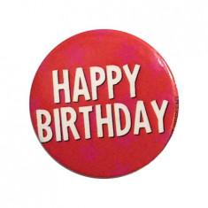 Insigna - Happy Birthday | Dean Morris