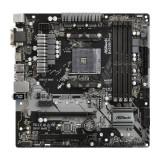 Placa de baza Asrock B450M PRO4 AMD AM4 mATX