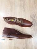 Ghete barbat TIMBERLAND Boot Company handmade originale 41,5