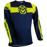 Tricou motocross Moose Racing Qualifier culoare Albastru/Verde marime XL Cod Produs: MX_NEW 29106280PE