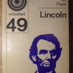 LINCOLN - AL. VIANU