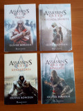 OLiver Bowden - seria Assassin's Creed (4 titluri - fantasy)