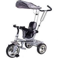 Tricicleta Super Trike Gri
