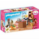 Set de Constructie Magazinul Familiei Keller - Heidi, Playmobil