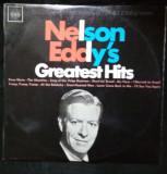 VINIL   Nelson Eddy – Nelson Eddy's Greatest Hits   - VG+ -