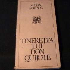 TINERETEA LUI DON QUIJOTE- MARIN SORESCU-154 PG-