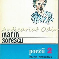 Poezii II - Marin Sorescu