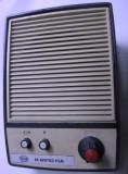 interfon de colectie vechi f.rar din 1984 ICE Felix radioficare radio