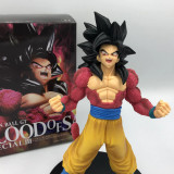 Figurina Goku Dragon Ball GT Blood Saiyans Ball 20 cm anime