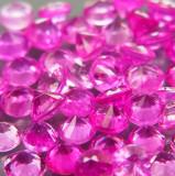 ~55 RUBINE NATURALE roz incalzite PENTRU ANTURAJ 2,2 mm , 3,27 ct. !