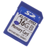Cumpara ieftin Card Elite PRO SD 16GB, iUni