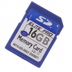 Card Elite PRO SD 16GB