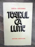 TEATRUL CA LUME DE AMZA SACEANU