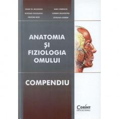 Compendiu de anatomie cartonat - Editia 2014 - Cezar Th. Niculescu, B. Voiculescu, C. Nita, R. Carmaciu, C. Salavastru, C. Ciornei