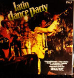 Vinil The Islanders – Latin Dance Party (-VG)