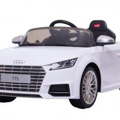 Kinderauto Audi TTS 2x 30W 12V PREMIUM Alb