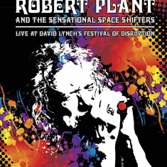 Robert Plant Live At David Lynchs (dvd)