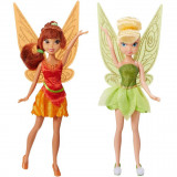 Set Papusi Disney Fairies, Clopotica si Fawn
