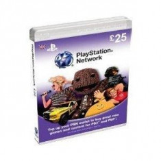 PlayStation Network Card - 25 Lire