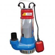 Pompa de apa de imersie pentru apa poluata si curata 1100 W PRO 1100A GUDE