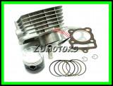 Set Motor Atv 125 4T Aer CG125 Piston 56.5mm