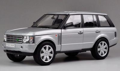 Macheta Land Rover Range Rover MK3 2003 - Welly 1/24 foto