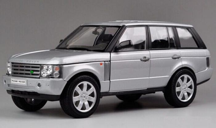 Macheta Land Rover Range Rover MK3 2003 - Welly 1/24