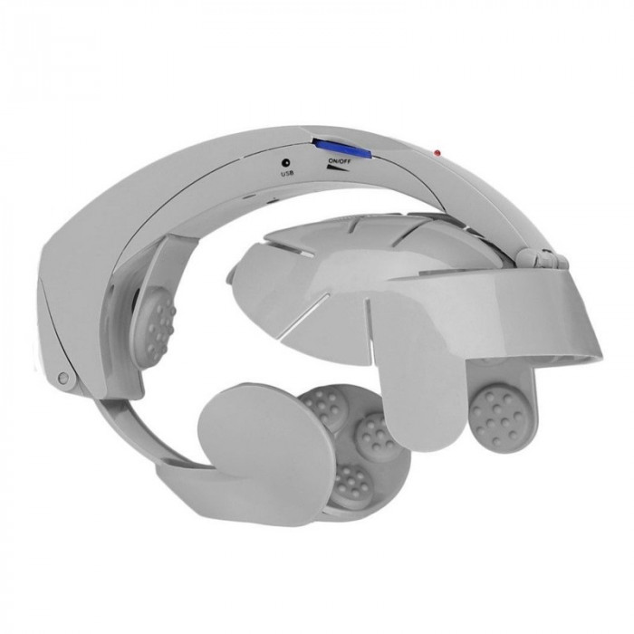 Aparat pentru masaj capilar Gama LY-617E, 3 baterii AAA