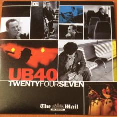 UB 40 : TWENTY FOUR SEVEN -  2008- CD Audio Original