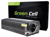 Invertor auto de la 12V la 230V 500W 1000W Green Cell