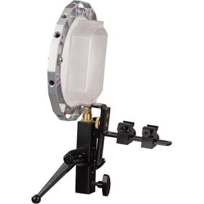 Photoflex dispozitiv prindere pentru blitz si softbox, cu conector pentru softbox foto