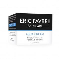 Crema intens hidratanta pentru ten normal/uscat Eric Favre Skin Care, 50 ml