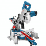 Fierastrau circular stationar Bosch GCM 800 SJ, 1400W, 5500 rpm, 216mm