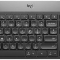 Tastatura Wireless Logitech Craft (Negru)