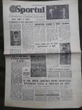 Ziarul Sportul din 7 iulie 1982